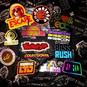 Insomniac stickers